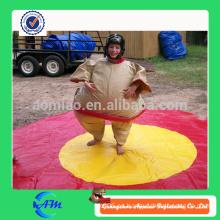 Inflables de espuma rellenado Sumo trajes de lucha para los niños