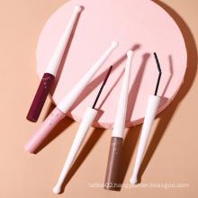 High Quality Wholesale Custom Organic Volume OEM Mascara Small Tube Color Natural Curl Warped Not Faint Mascara