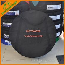 Acessórios do offorad 4wd oxford / tampa de aço inoxidável do pneu de reposição