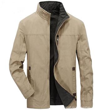 Пользовательские Высокое Качество Досуг Куртка