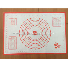 Top for Fiberglass Pastry Mat Resuable Silicone Pastry Mat supply to Ireland Supplier