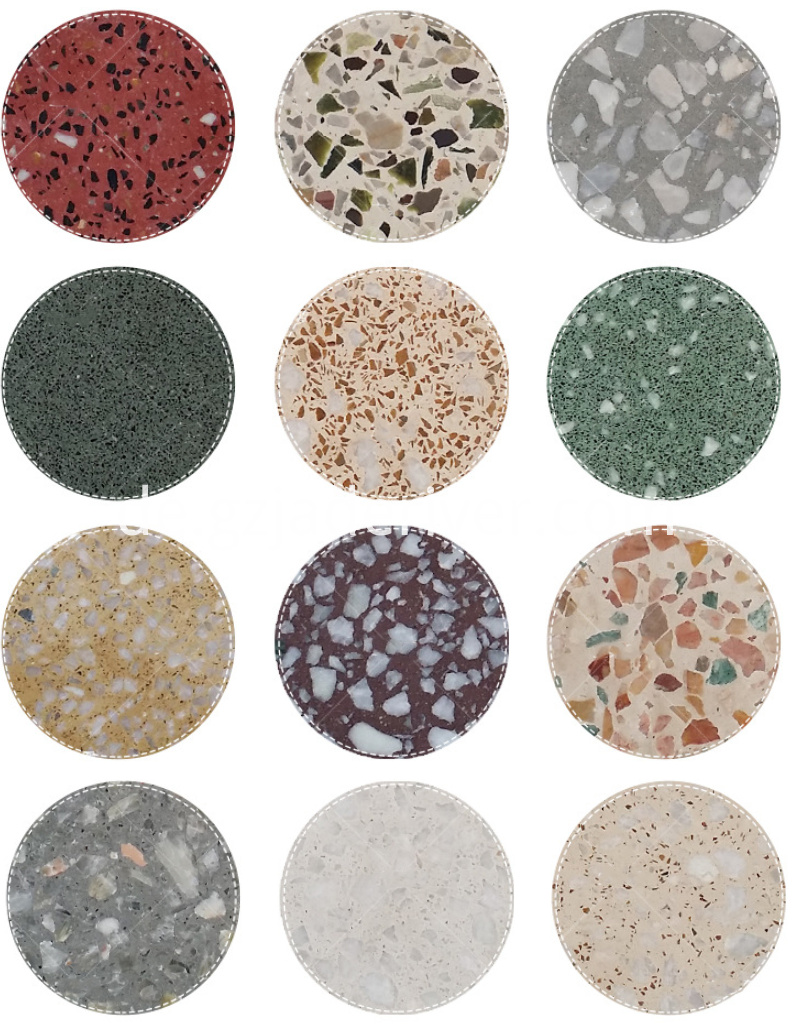 Colorful Artificial Stone 2