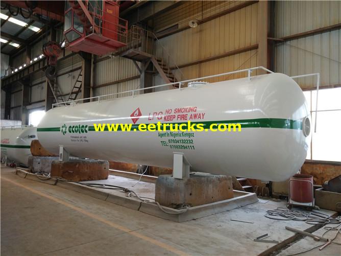 50cbm Skid Autogas Filling Plants