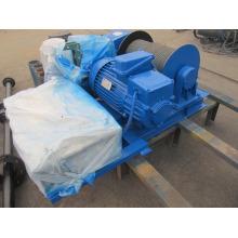 Treuil marin d'amarrage de pression hydraulique