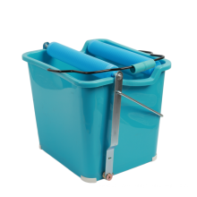 Manufacturer 14L New PP Materials Cleaning Mop Wringer Bucket For Floor Dust Cleaning