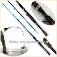 CTR002 1.98M graphite poudre blanc moulage canne à pêche