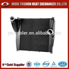 Refrigerador de aire de aleta de aleta de aluminio