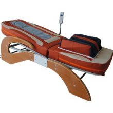 Lit de massage électrique chinois Jade Rt6018q