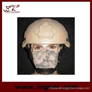 Mich 2002 Helm mit Nvg Mount & Seite Schiene Schutzhelm