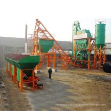 Concrete Mixing Plant HZS25 Cement Silo Cello Filter