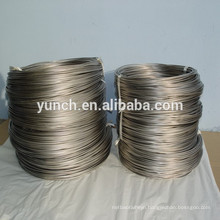 Pickling surface niobium titanium wires astm b863 hot sale