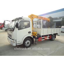 Dongfeng Mini LKW mit Kran, 4x2 Kranwagen zum Verkauf