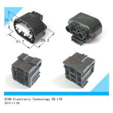 Fabriqué en Chine électrique 9 broches mâle femelle connecteur