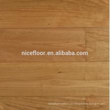 NATURE CHERRY SOLID Revestimento de madeira multicamada