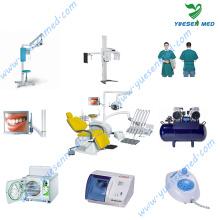 Unité dentaire médicale d'hôpital de Ysden