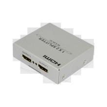1 a 2 portas divisor V1.4 HDMI Splitter 4k HD
