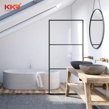Kkr Modern Basin Upc Lavabo Double Sink Modern Vanity