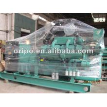 60hz 220V 3-фазный 880kw / 1100kva Промышленный дизельный генератор Cummins с конкурентоспособной ценой генератора