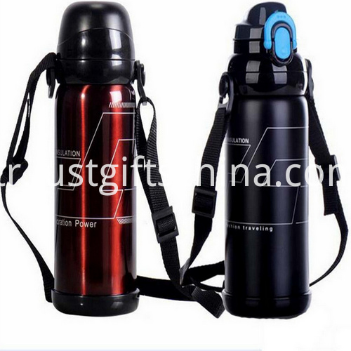 Promotional 800ml Stainless Outdoors Sports Bottles_1