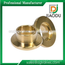 Modern hot selling brass forging flange