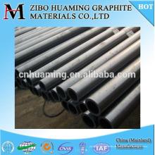 estabilidade química e tubo de grafite de alta resistência à temperatura