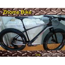 Fahrrad Teile/Carbon Fibre Fett Bike Rahmen und Gabel/Fett Snowbike Fahrrad/Fett Strand Fett Sand Motorrad Fett/t Motorrad