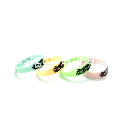 Promotional Figured Printed Silicone Wristbands-180122mm1