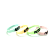 Promosi Figured Printed Silicone Wristbands-Junior