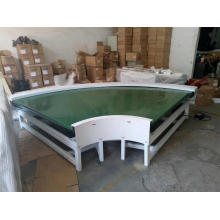 Atacado Curve Belt Conveyor Turning Table