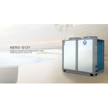 Swimming Pool Heat Pump Whale Series G12Y