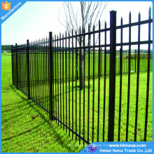 High quality cheap custom metal privacy garden fences / Folding metal fences different colors