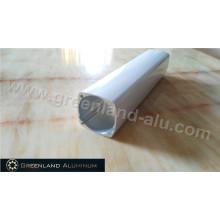 Cortina elétrica faixa de cabeça cega em alumínio perfil