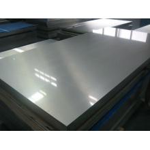 Chapa de alumínio padrão ASTM / Placa de liga de alumínio (1050 1060 1100 3003 3105 5005 5052 5754 5083 6061 7075)