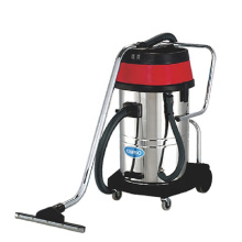 80L Portable  commercial filter handheld water filter wet and dry portable industrial vacuum cleaner with tilt