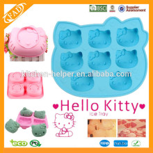 New Arrival 3D silicone cake fondant mold, cake decoration tools, soap, candle moulds