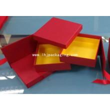 Caja de papel de cajón de regalo de embalaje de alimentos multicapa de alta calidad para caramelo