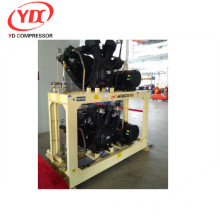 Less noise high pressure air compressor 35 Bar
