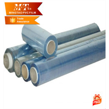Pulver pvc normal klar Film