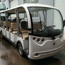 Factory directly sale for Electric Shuttle Bus 23 seats gas powered shuttle bus supply to Monaco Manufacturers