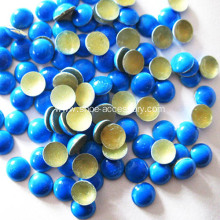 Blue Neon HotFix Nailheads for Clothing