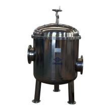 Recipientes de filtro de bolsa multiusos de acero inoxidable de gran capacidad para Liquild