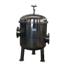 Large Capacity Stainless Steel Multi Bag Filter Vessels for Liquild