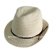 Sombrero de paja para decorar BH-216