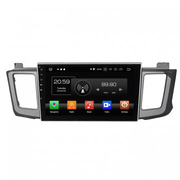 Android auto multimediasysteem voor RAV4 2012-2015
