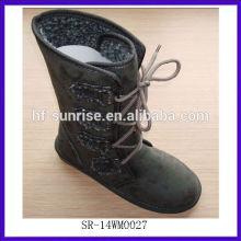 SR-14WM0027 2014 Frauen Snow Boots Top-Qualität Winter Damen warm Schnee Stiefel Mode Halbschnee Boot