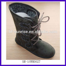 SR-14WM0027 2014 Women's Snow Boots top quality winter ladies warm snow boots fashion half snow boot