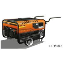 Gerador de Gasolina Móvel Novo Modelo (HH3950-E)