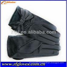 fashion german halloween black gloves