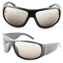 High Quality Polarized Brand Designer Basketball Sport Sunglasses (91203)