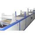 Горячий продавать завод стеклопластика методом Пултрузии профиль машина листового стеклопластика накаливания Прессуя станок